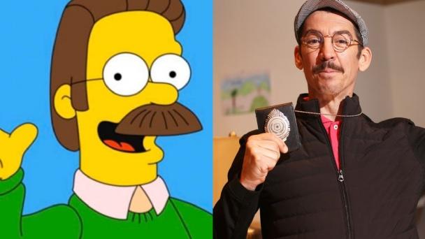 Felipe Ríos vuelve a la TV e interpretará a detective basado en Ned Flanders