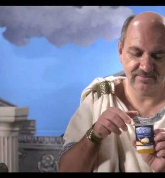publicidad de yogur griego oikos gnecco