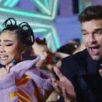 Ricky Martin y Palola Mami